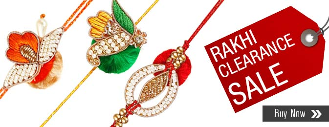 Rakhi Clearance Sale 2013