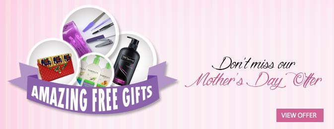 Mother's Day Offer 2014