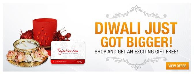 Diwali Gift Offers 2014