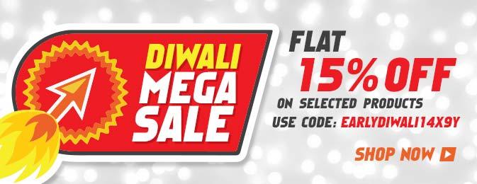 Diwali mega sale 2014