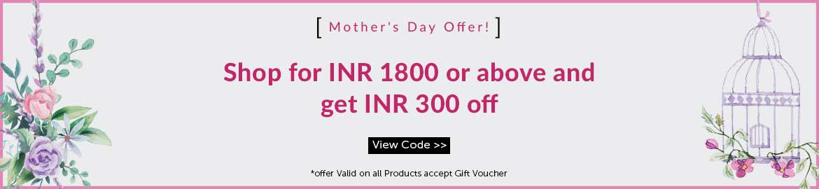 Mother's Day Offer 2018
