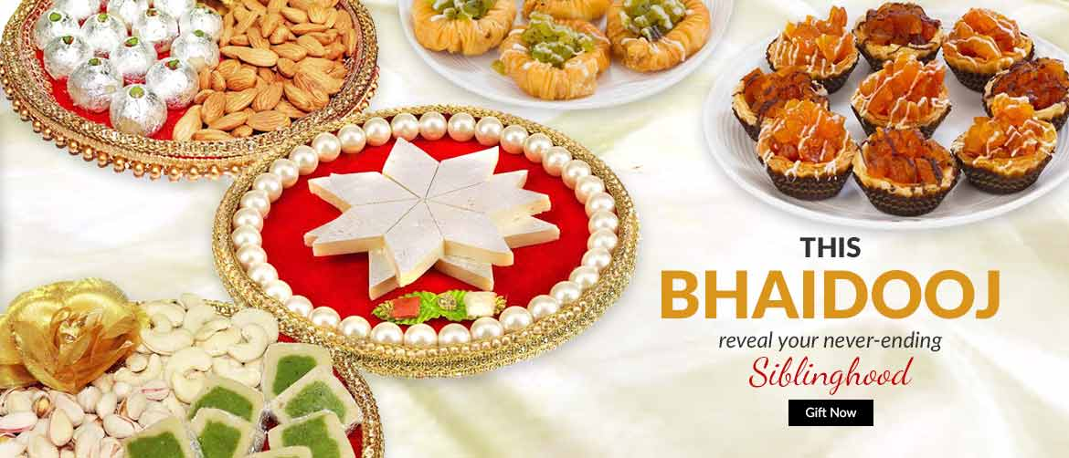 Send Bhaidooj Gifts India