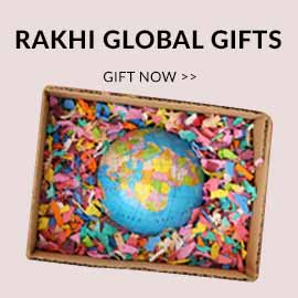 Send Rakhi Global