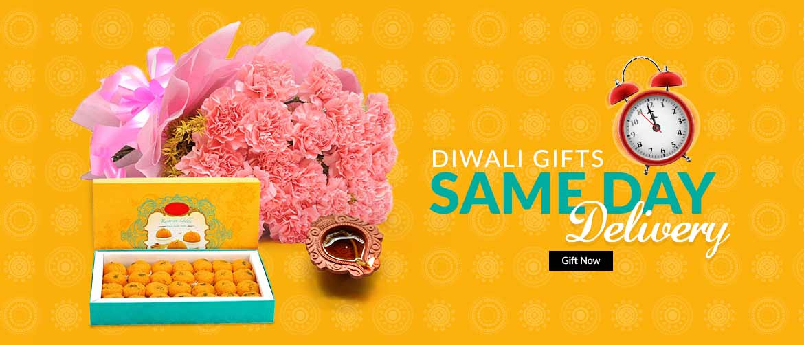 Diwali Same Day Delivery