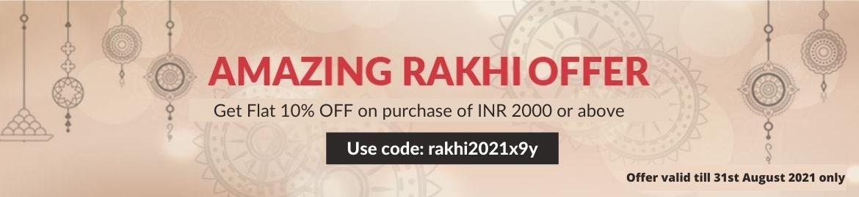 Rakhi Offer 2019