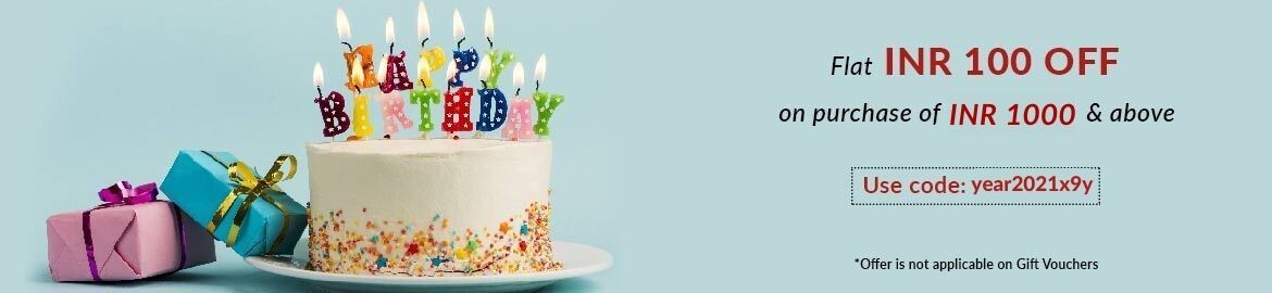 Exciting Birthday Offers