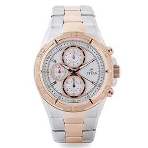 Titan Octane Men's Watches - NE9308KM01J