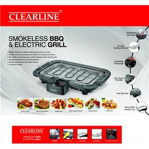Clearline Barbecue and Electric Gril