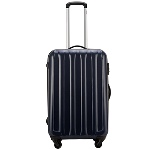 Encore 4 Wheel Trolley Luggage Bag - 20 inches