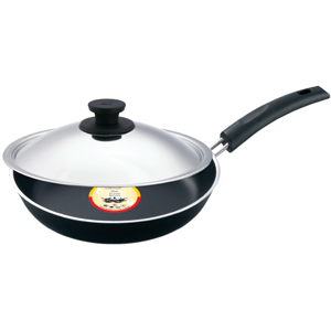 Pigeon Fry Pan With Lid