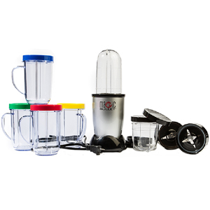 Magic Bullet 17 Pieces Set