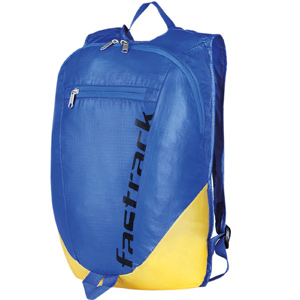 Fastrack Guys Nylon Blue Backpack - AC033NBL01