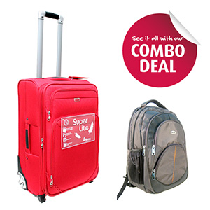 Encore Horizon 20 Inches and Encore Backpack 2500 Combo Offer