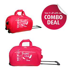 Encore Duffel 20 Inches and Duffel 28 Inches Combo Offer