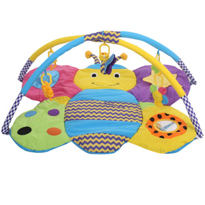 Sunbaby Colorful Butterfly Playmat