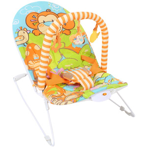 Sunbaby Monkey Baby Bouncer