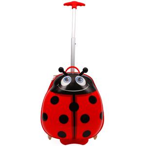 Sunbaby Ladybird Design Luggage Bag