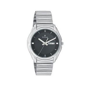 Titan Men's Watch - NeNH1578SM04