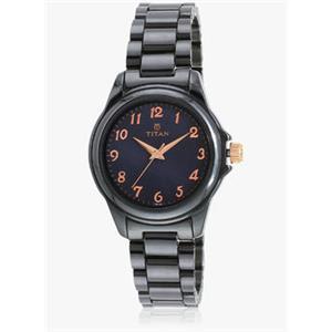 Titan Women's Watch - 95019Kc02