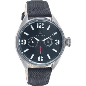 Titan Men's Watch - 9478Qf01