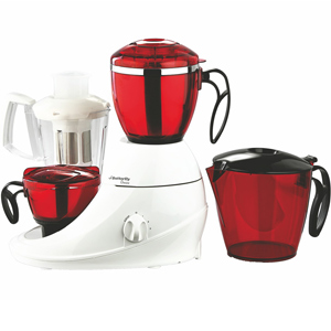Butterfly Desire Mixer Grinder with 3 Jars