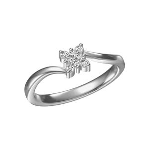 Kiara Sterling Silver Chitra Ring 2160W