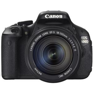 Canon EOS 600D Kit II (EF S18-135IS)