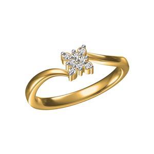 Kiara Sterling Silver Anisha Ring 2160Y