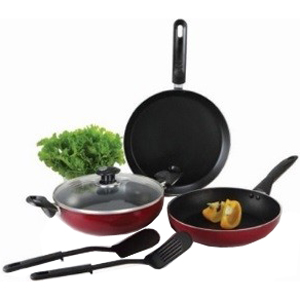 Alda Non Stick Gift Set 6 Pcs