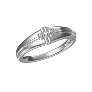 Kiara Sterling Silver Deepika Ring 306W