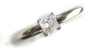 Diamond-Square Solitaire