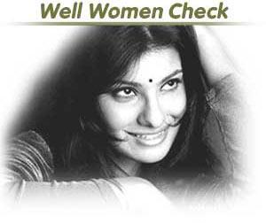 Health Checks-Well Women Check