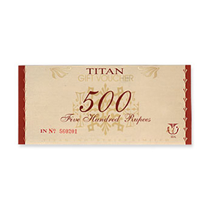 Titan Gift Card