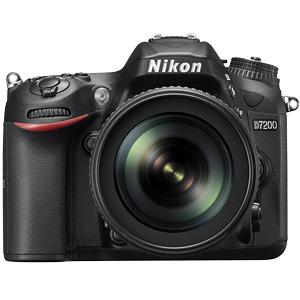 Nikon D7200 AF-S 18-140mm VR Kit Lens