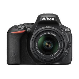 Nikon D5500 AF-S 18-140mm VR Kit Lens