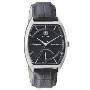 Titan Classique Men's Watch - 1680SL02<li>Model: 1680SL02