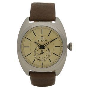 Titan Purple Analog Men's Watch - 90028SL01J