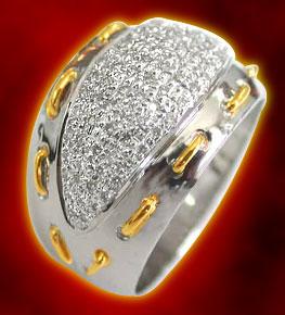 Diamond-Diamond Abundance