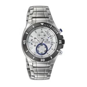 Titan Octane Men's Watch - 1631KM02
