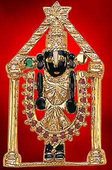 Balaji Pendant