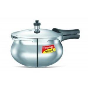 Prestige Deluxe(S.S) Cookers - 3.3 ltr Handi