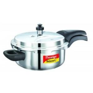 Prestige Deluxe(S.S) Cookers - Senior Pressure Pan