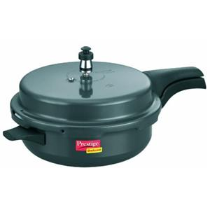 Prestige Deluxe(H.A) Cookers - Junior Pressure Pan