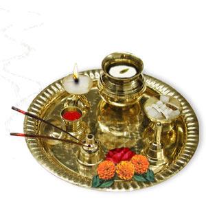 Puja Thaali