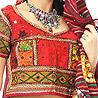 Colorful Patchwork Chaniya Choli