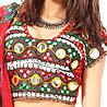 Multicolor Kali Style Chaniya Choli