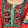 Beautiful Ethnic Kurti in Red