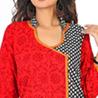 Angarkha Style Cotton Kurti