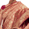 Brocade Silk Saree
