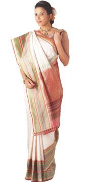 Hand Woven Kanchipuram Silk Saree